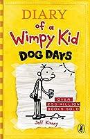 Diary of A Wimpy Kid Dog Days by Jeff Kinney - Paperback