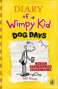 Diary of a Wimpy Kid: Dog Days (Book 4) by [Jeff Kinney]