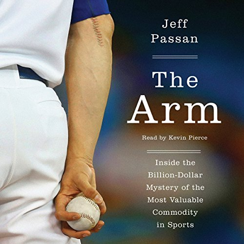 The Arm audiobook cover art