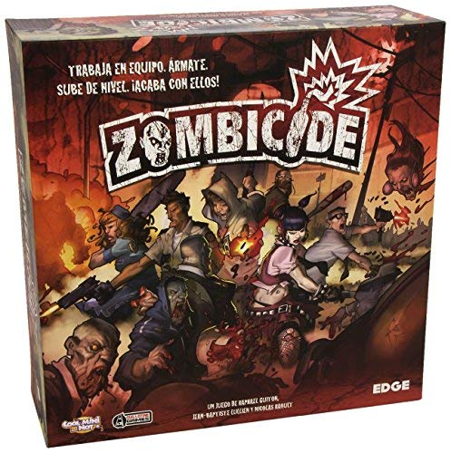 Edge Entertainment – zombicide, bordspel (ZC01)