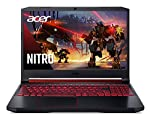 "Acer Nitro 5 Gaming Laptop, 9th Gen Intel Core i5-9300H, NVIDIA GeForce GTX 1650, 15.6"" Full HD IPS Display, 8GB DDR4, 256GB NVMe SSD, WiFi 6, Waves MaxxAudio, Backlit Keyboard, AN515-54-5812"