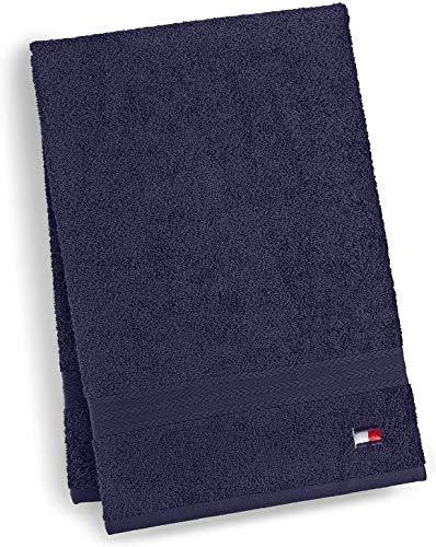 Tommy Hilfiger All American II - Toalla de Mano, 40,6 x 66 cm, diseño de Pavo Real