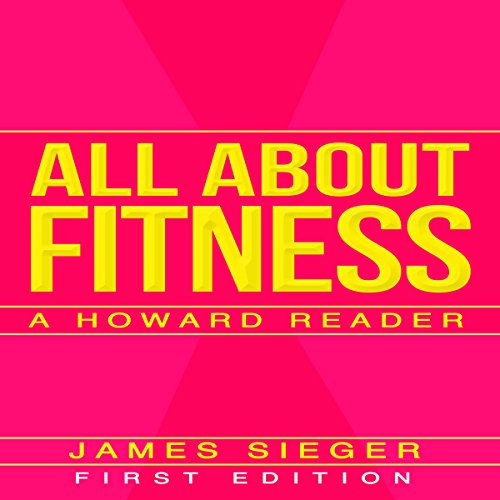 All About Fitness audiobook cover art