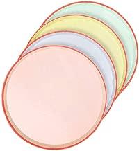 Meri Meri, Pastel Neon Edge Cocktail Plates, Birthday, Party Decorations