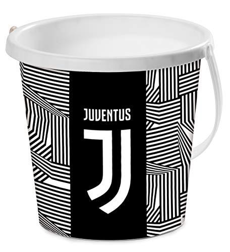 Mondo Mondo-28626 Bucket F.C. Juventus Plage - Cubo Renew Toys 28626, Multicolor
