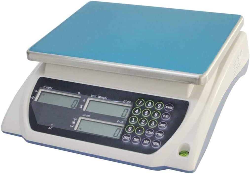 Beauty products Clearance SALE Limited time Digital Scale 3kg 0.1g Steel Counting Industrial Stainless