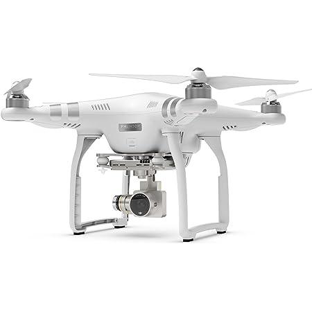 Amazon.com: DJI Phantom 3 Advanced Quadcopter Drone with 2.7K HD Video  Camera: Camera & Photo