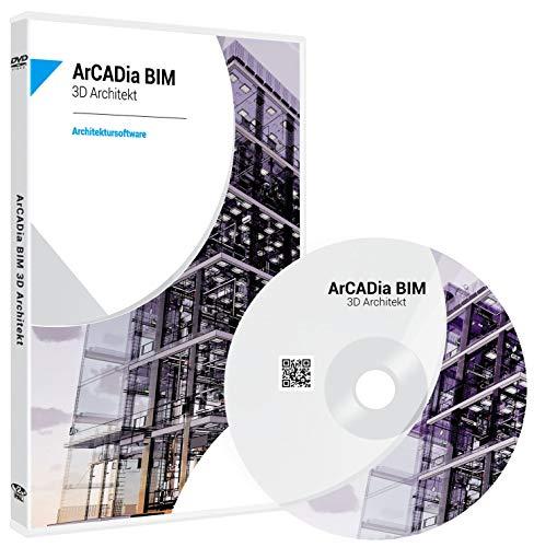 ArCADia BIM 3D Architekt - Architektur Software
