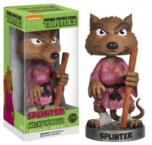 Funko–Wacky Wobbler–TMNT–Splinter