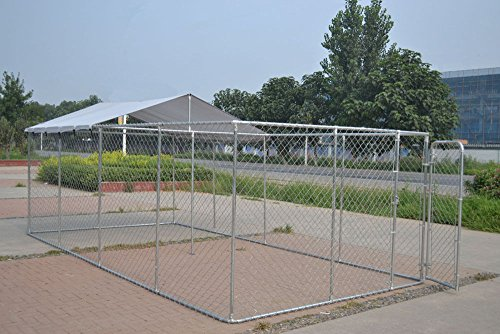 ChickenCoopOutlet Backyard Dog Kennel Outdoor