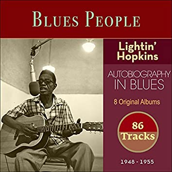 Autobiography in Blues (Blues People - 1948 - 1955 86 Tracks)