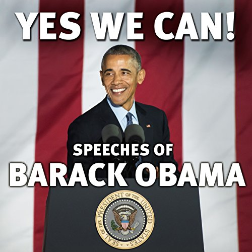 Yes We Can! audiobook cover art