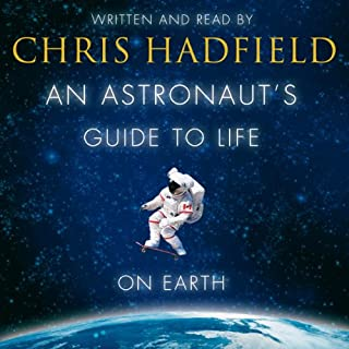 An Astronaut's Guide to Life on Earth audiobook cover art