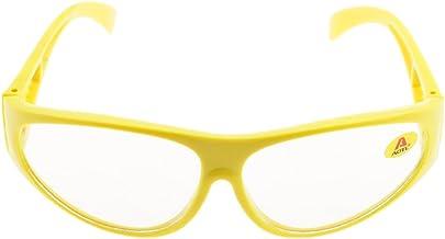 DYNWAVE Suar E Cortar óculos de Segurança com Proteção para Os Olhos de Lentes Transparentes