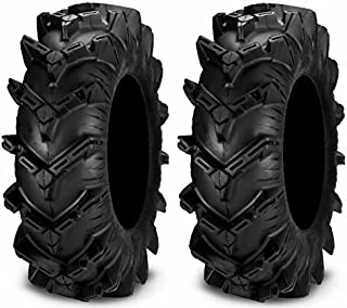 Pair of ITP Cryptid (6ply) 30x10-14 ATV Tires (2)