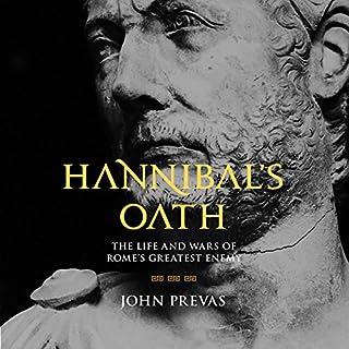 Hannibal's Oath audiobook cover art