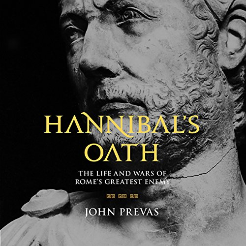 Hannibal's Oath audiobook cover art