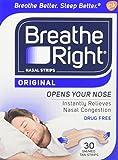 Breathe Right Nasal Strips, Small/Medium-30 ct. by Breathe Right