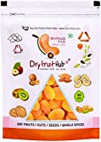 Dry Fruit Hub Premium Turkish Apricots, Dried Apricots Seedless, Dried Apricots Dry are stone fruits also known as Armenian plums. Round and yellow, they look like a smaller version of a peach but share the tartness of purple plums. They're extremely...