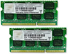 GSKILL Value 8GB DDR3 1600Mhz CL9 (F3-1600C11S-8GSQ) 256x8 Chip Notebook