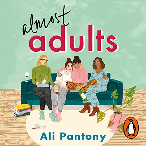 Couverture de Almost Adults