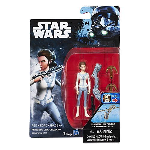 Star Wars Rebels Princess Leia Organa Figure