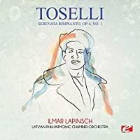 Serenata Rimpianto Op. 6 No. 1 by Toselli