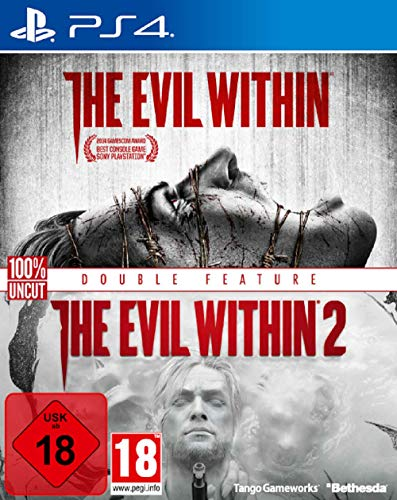 The Evil Within Double Feature - PlayStation 4 [Importación alemana]