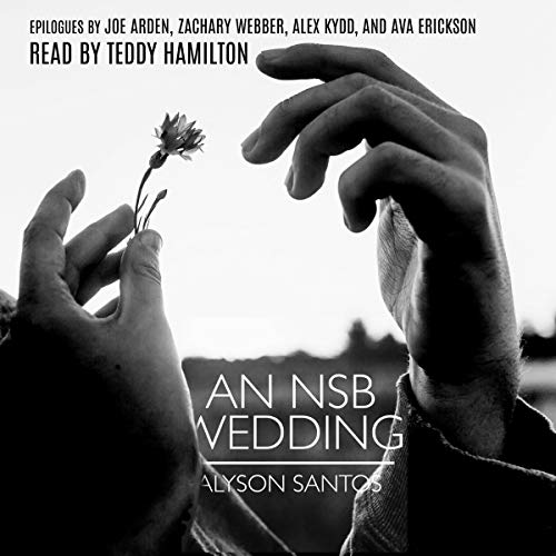 An NSB Wedding audiobook cover art