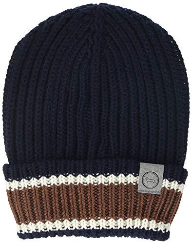 Harmont & Blaine Accesori-Cappelli e Berretti (Uomo), Blu (801 N0c010030133), One Size (Taglia Produttore:Uni)