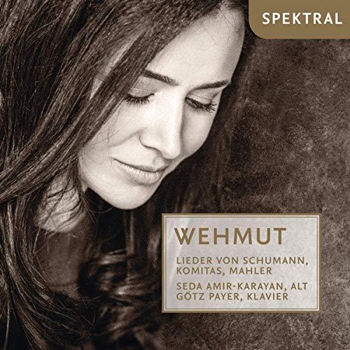 Wehmut - Werke für Alt & Klavier