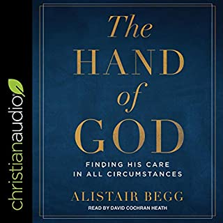 The Hand of God audiobook cover art