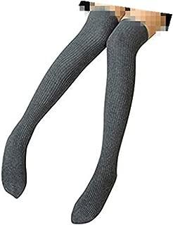 Women Thigh High Spcks Winter Warm Leg Warmers High Long Socks Leggings Pile Of Socks