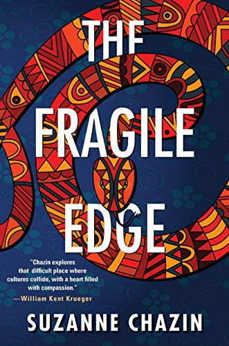 The Fragile Edge (A Jimmy Vega Mystery Book 6) by [Suzanne Chazin]