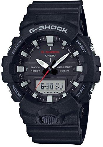 [カシオ] 腕時計 ジーショック G-SHOCK GA-800-1AJF メンズ ブラック