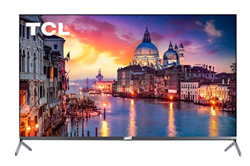 TCL 65' Class 6-Series 4K UHD QLED Dolby Vision HDR Roku Smart TV - 65R625