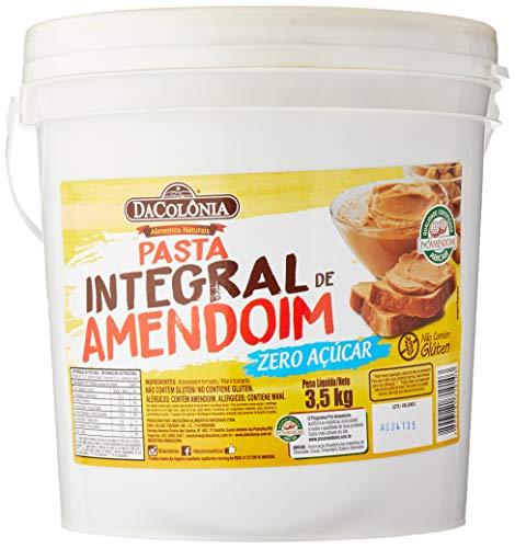 Pasta Integral De Amendoim Balde 3,5Kg