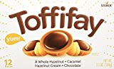 Toffifay Hazelnut Candies, 3.5 Oz (Pack of 3)