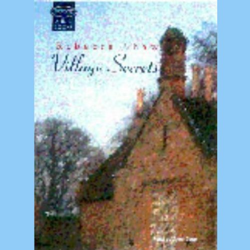 Village Secrets audiobook cover art
