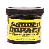 Team Catfish Sudden Impact Fiber Bait (1 Gal)-SIG