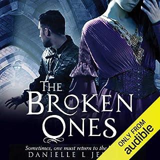 The Broken Ones audiobook cover art