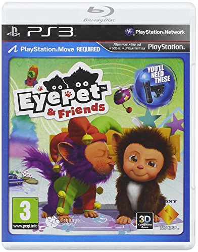 PS3 EyePet & Friends (Move erforderlich) (PEGI)
