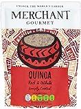 Merchant Gourmet   Quinoa roja y blanca, lista para comer, 1 x 250 g