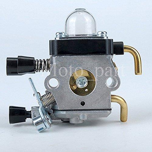 Vergaser für Stihl FS38FS45FS46FS46C FS55fs55r km55r Rasentrimmer c1q-s186a c1q-s143C1q-s153C1q-s71