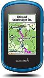 Garmin eTrex Touch 25 - Outdoor-Navigationsgerät, TopoActive Karte, GPS und GLONASS, 2,6 Zoll (6,6...