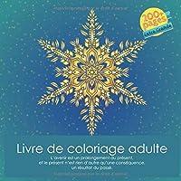 Livre de coloriage adulte - L'avenir est un prolongement du présent, et le présent n'est rien d'autre qu'une conséquence, un résultat du passé. (Mandala)