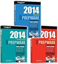 ASA 2014 AMT Prepware BUNDLE - General, Airframe, and Powerplant (ASA-TW-AMT-14)