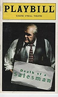 Playbill, Eugene O'Neill Theatre: Death of a Salesman (Brian Dennehy, Elizabeth Franz, Kevin Anderson) - March 1999, Volume 99, Number 3