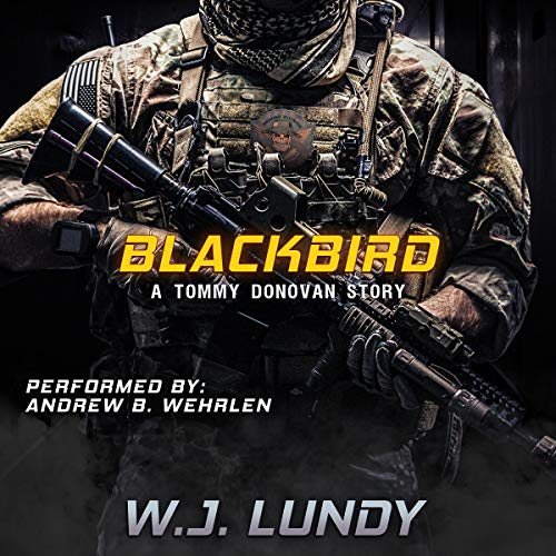Blackbird (A Tommy Donovan Story)  By  cover art