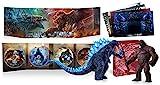 ゴジラvsコング 完全数量限定生産4枚組 ムービーモンスターシリーズ GODZILLA VS. KONG SPECIAL SET 同梱 [Blu-ray]